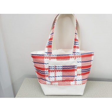 YLS Handmade Fabric Lunch Bag (L004)
