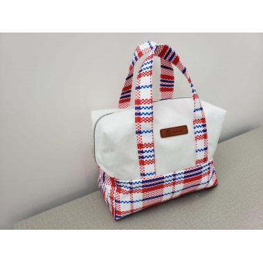 YLS Handmade Fabric Lunch Bag (L005)