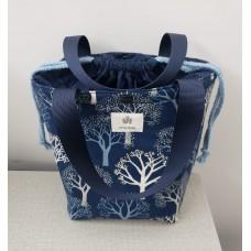 YLS Handmade Fabric Lunch Bag (L006)