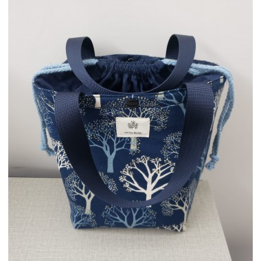 YLS Handmade Fabric Lunch Bag (L006)