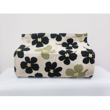 YLS Handmade Fabric Tissue Cover (M001)