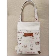 YLS Handmade Fabric Phone bag (M004)
