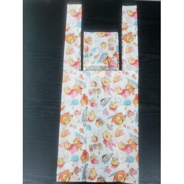 YLS Handmade Fabric Recycle bag (R003)