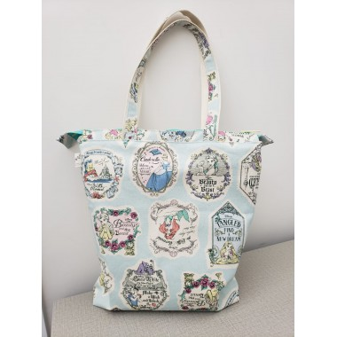 YLS Handmade Fabric Tote bag (T001)