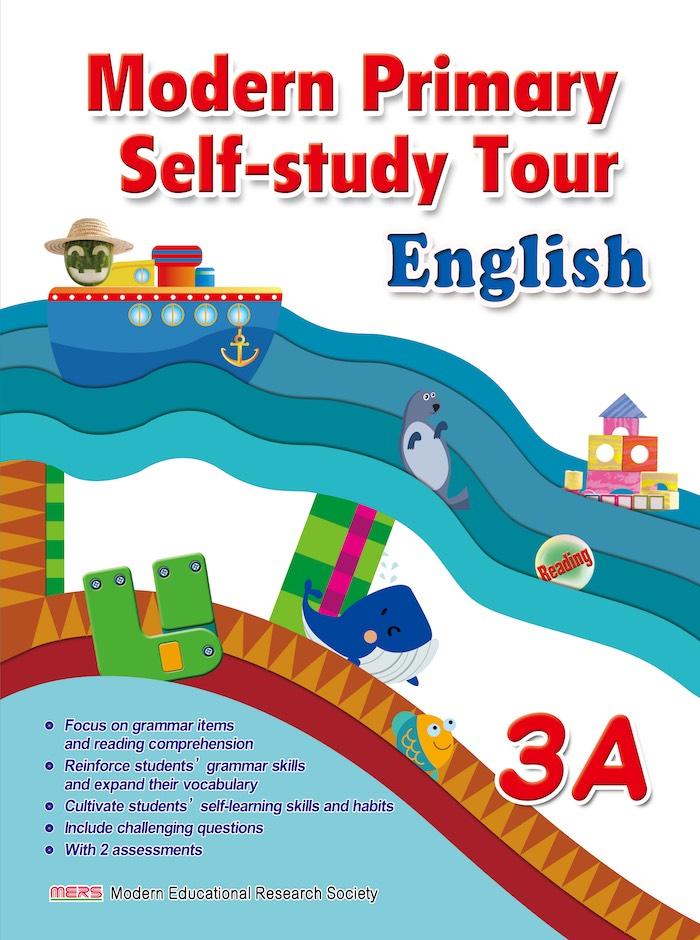 Modern Primary Self-study Tour English 3A