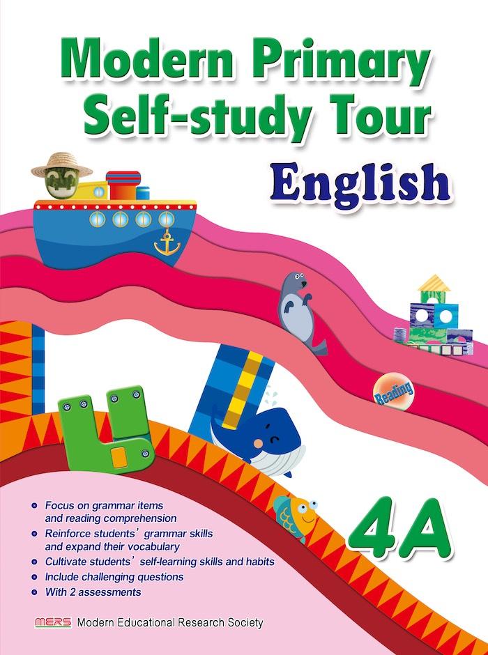 Modern Primary Self-study Tour English 4A
