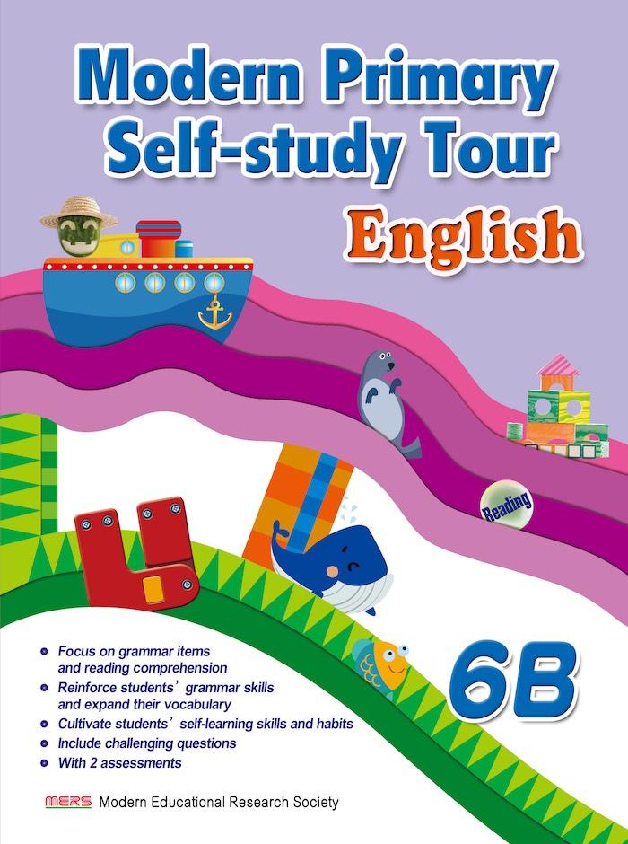 Modern Primary Self-study Tour English 6B