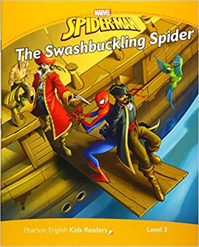 PK3: Marvels Swashbuckling Spider Intermediate