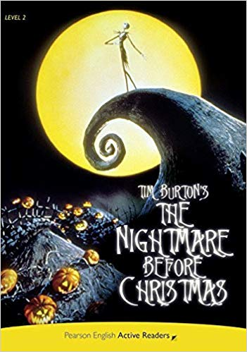 PLAR2: Nightmare before Christmas Book and Multi-ROM with MP3 Pack