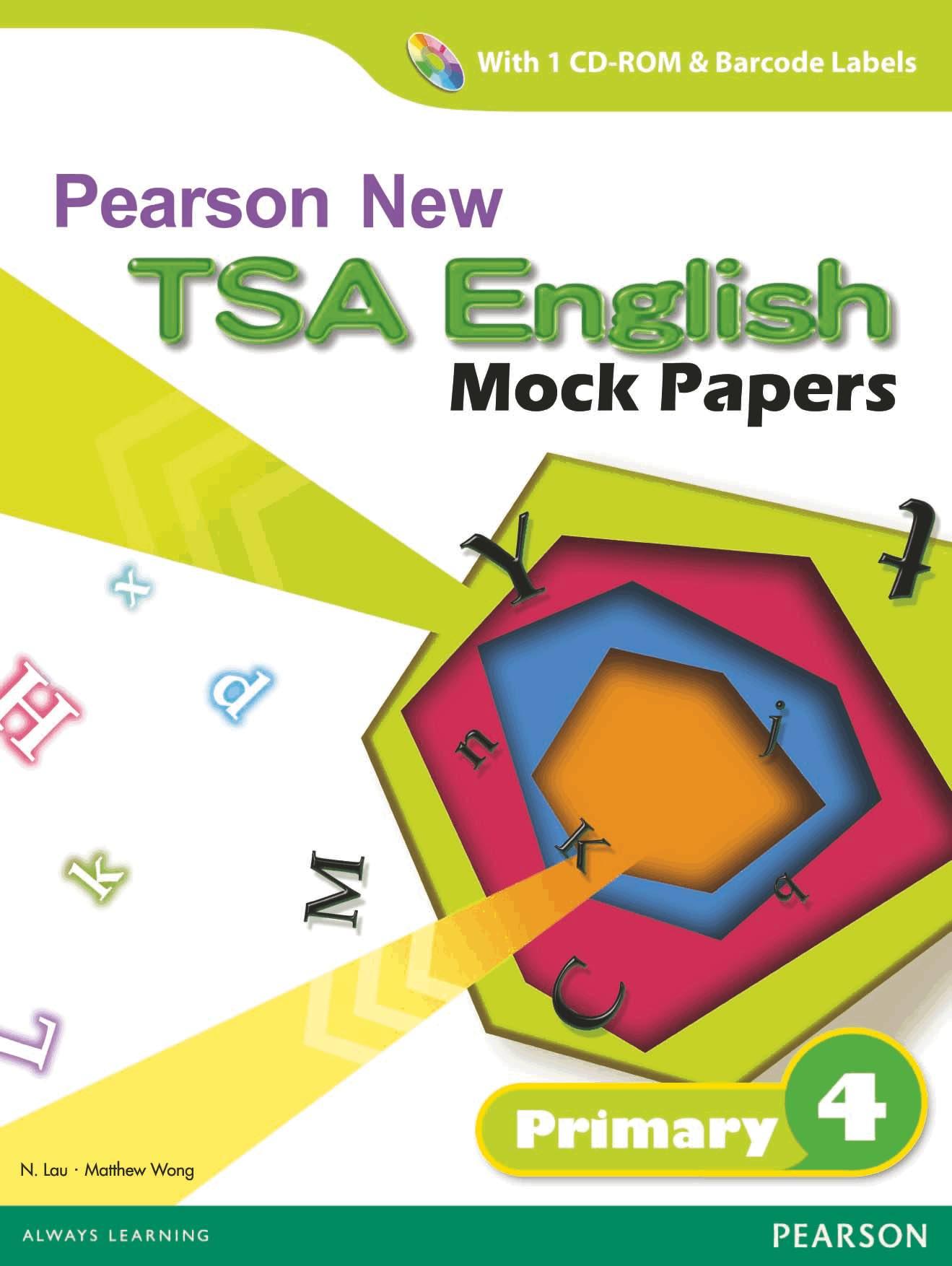 PEARSON NEW TSA ENG MOCK PAPERS P4
