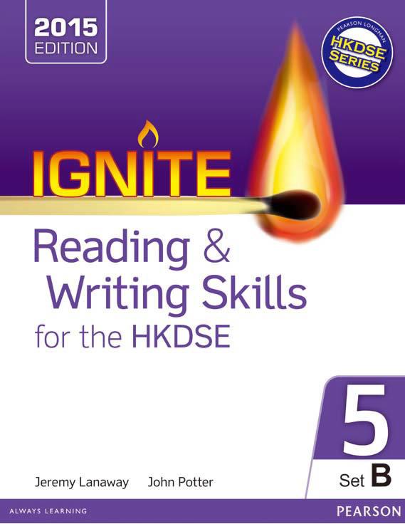 Ignite Reading & Writing Skills for the HKDSE Bk 5 (Set B)