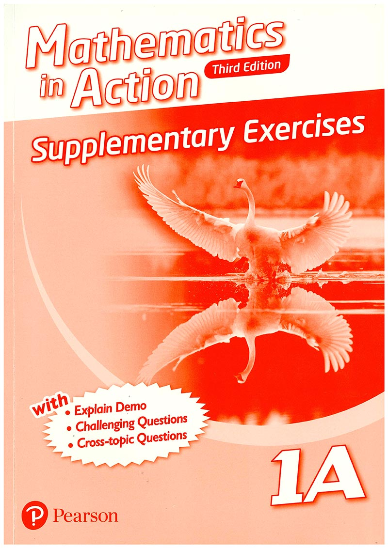 Mathematics in Action (3E) Supplementary Exercises Bk 1A (with Answer Key)