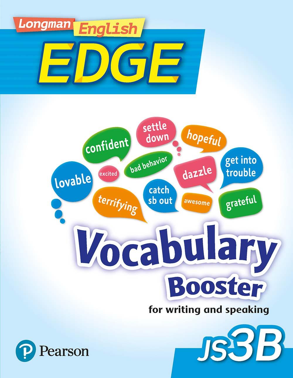 Longman English Edge JS3B Vocabulary Booster
