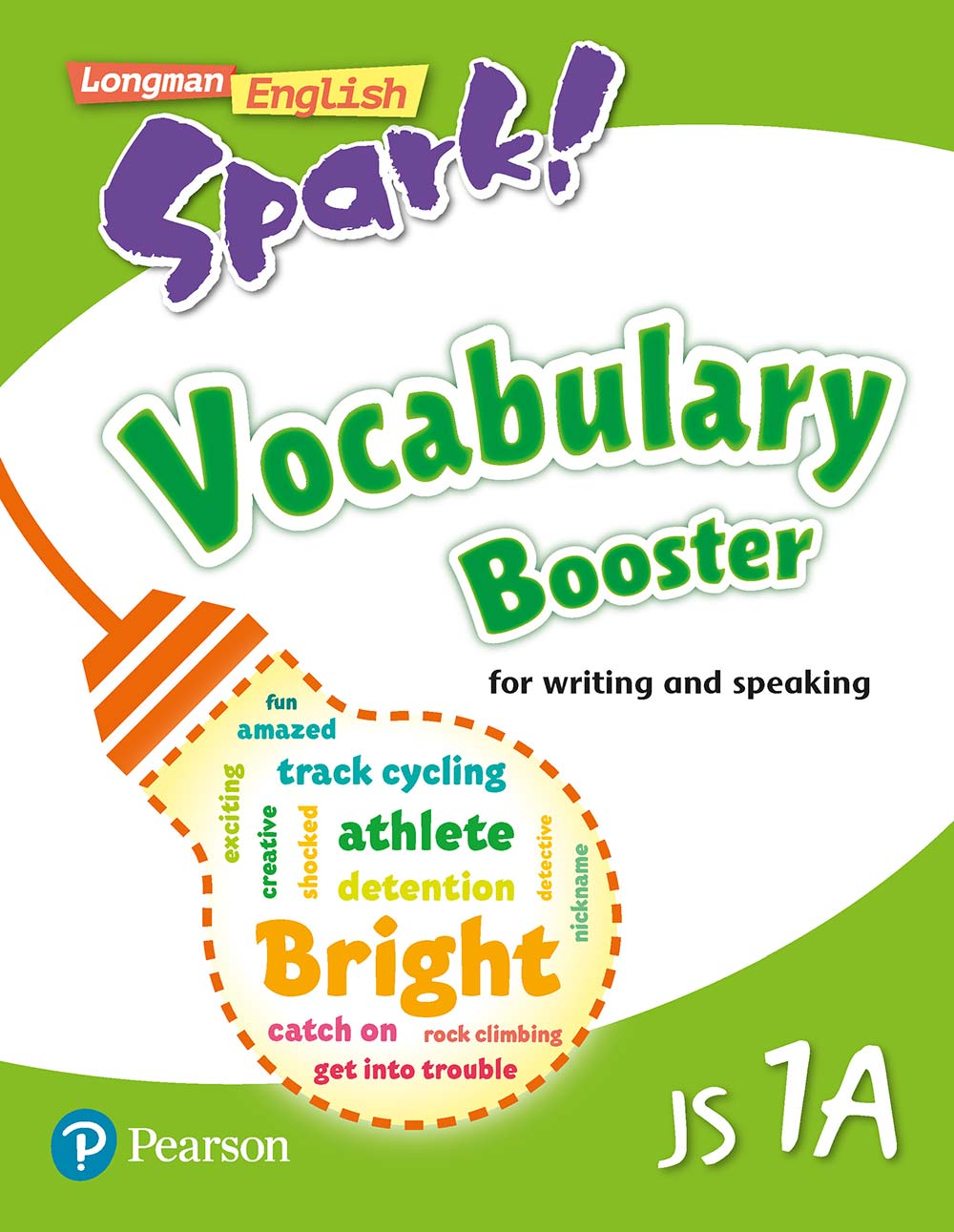 Longman English Spark! JS1A Vocabulary Booster
