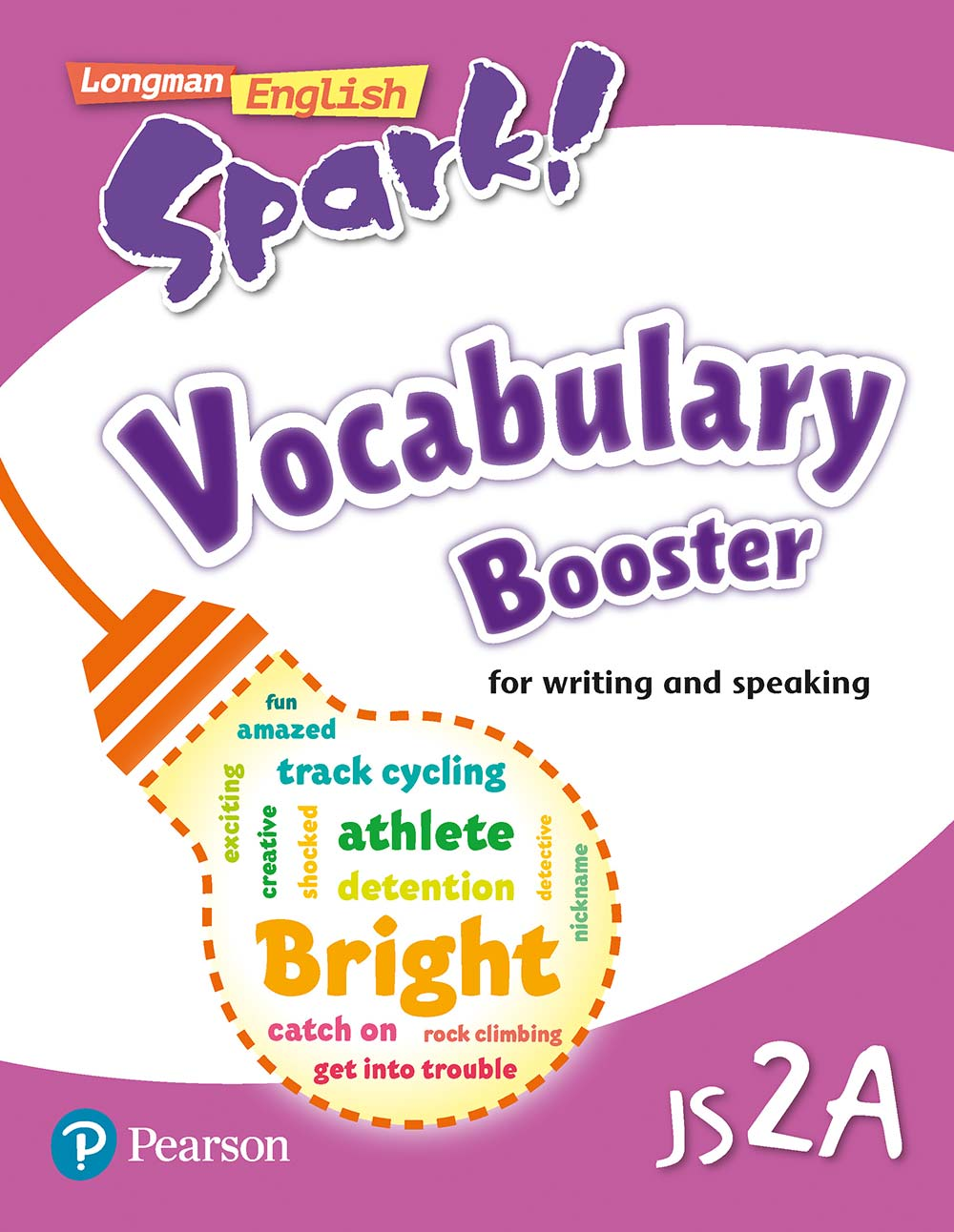 Longman English Spark! JS2A Vocabulary Booster