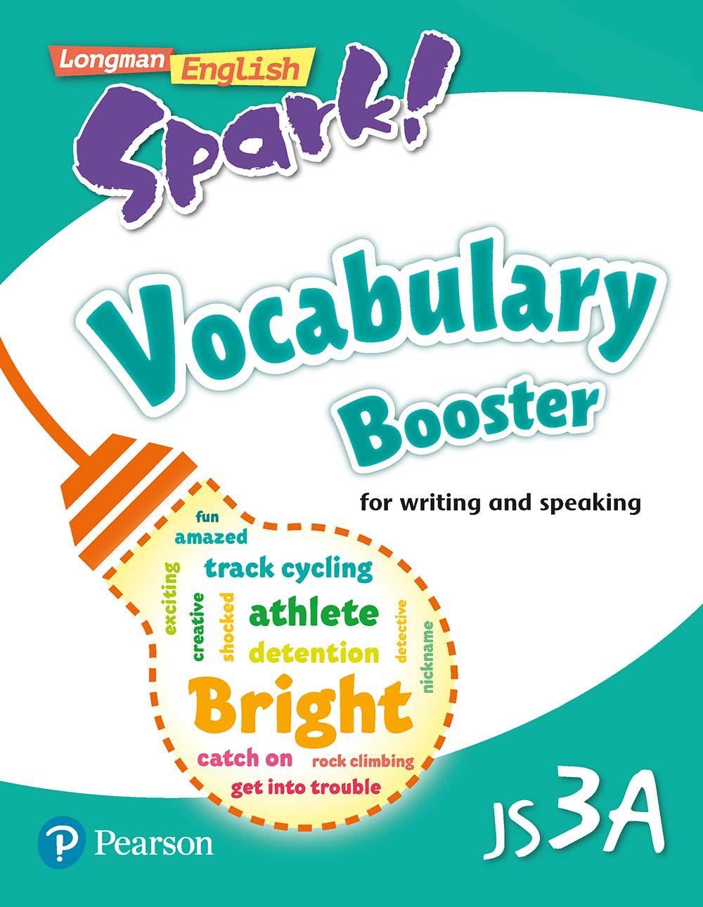 Longman English Spark! JS3A Vocabulary Booster