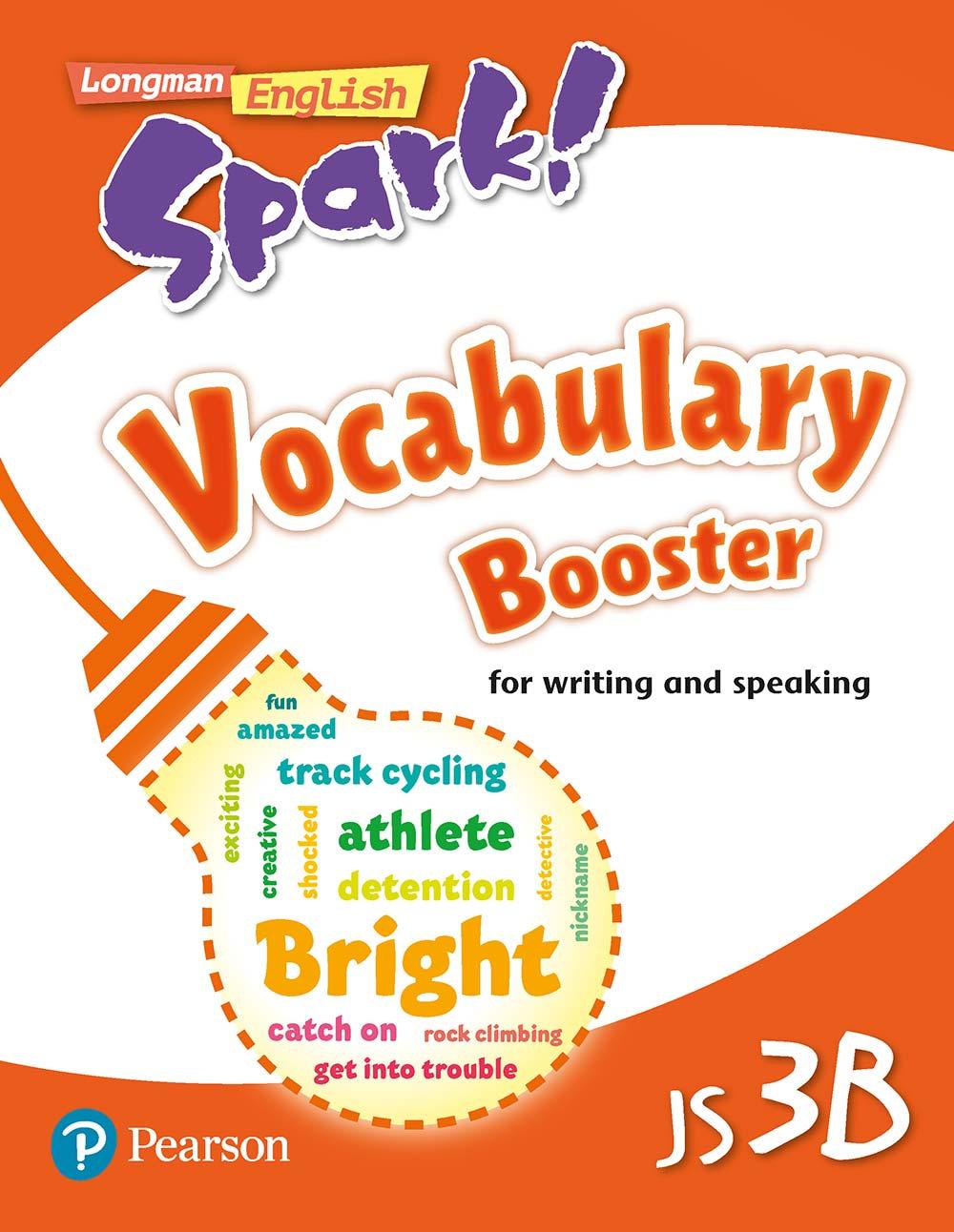 Longman English Spark! JS3B Vocabulary Booster