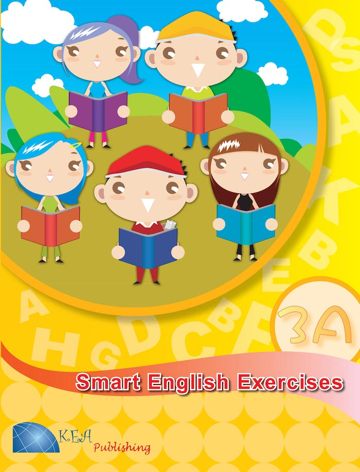 Smart English Exercises 3A