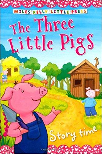 LP Story Time:3 Little Pigs