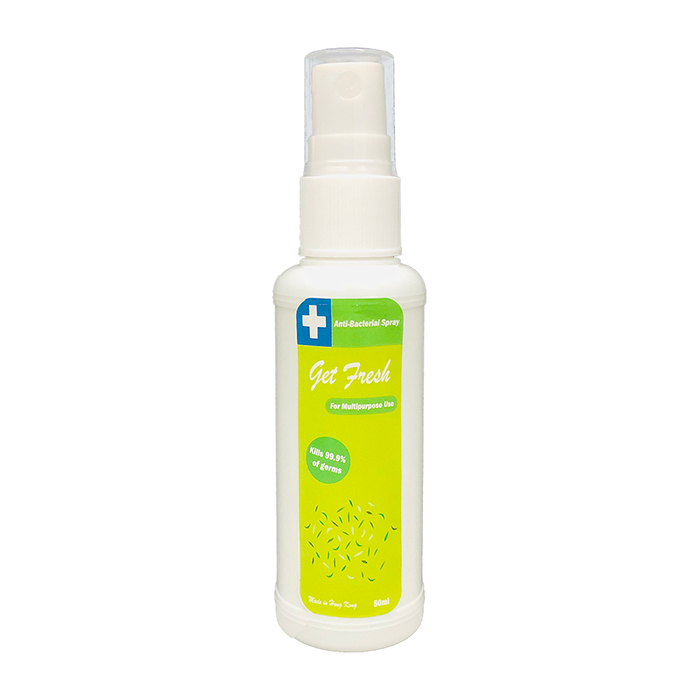 Get Fresh - Anti-Bacterial Spray 50ml