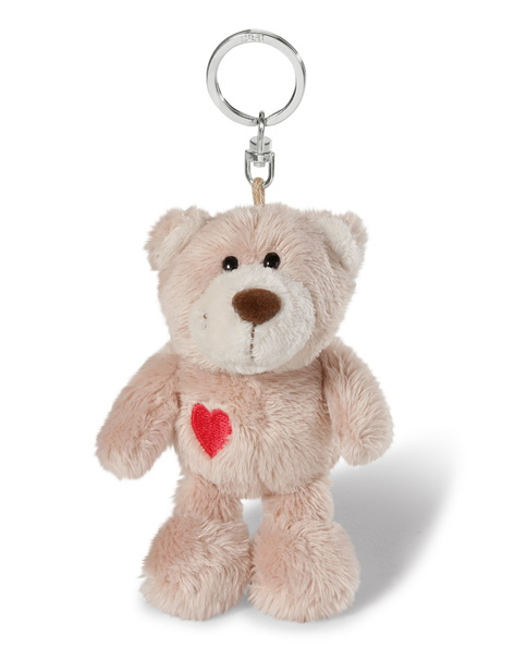 NICI Love bear light-brown 10cm bb kh