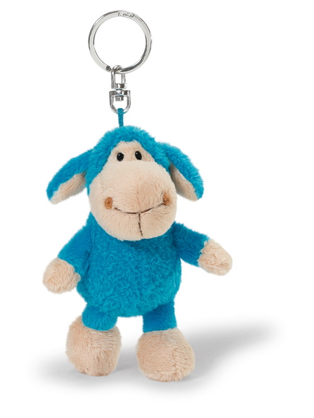 NICI Sheep Jolly Mah blue 10cm bb kh