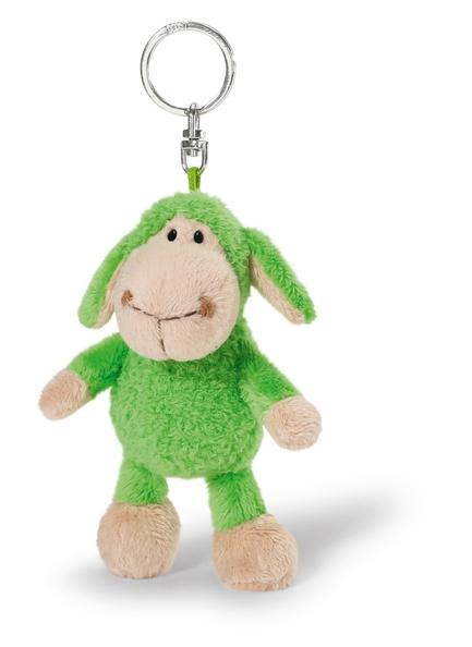 NICI Sheep Jolly Mah green 10cm bb kh