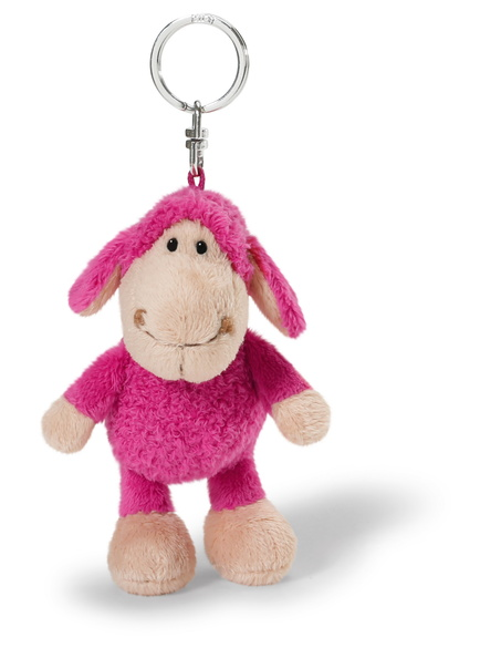 NICI Sheep Jolly Mah pink 10cm bb kh
