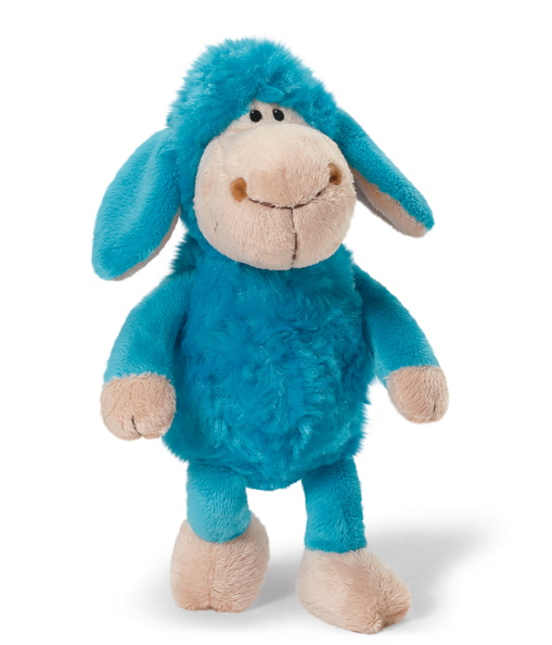 NICI Sheep Jolly Mah blue 20cm dangling