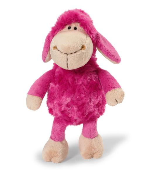 NICI Sheep Jolly Mah pink 20cm dangling