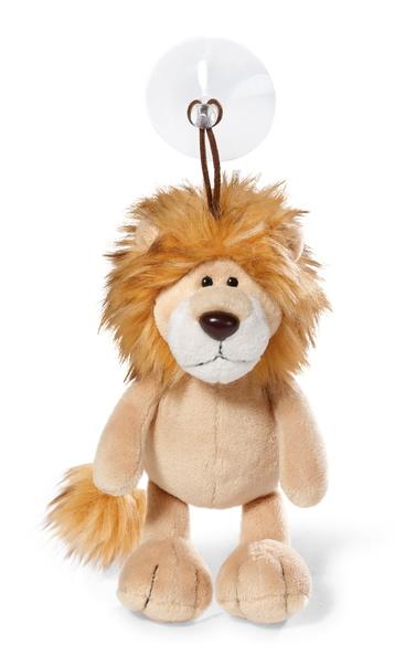 NICI Lion 15cm dangling w.suction cup