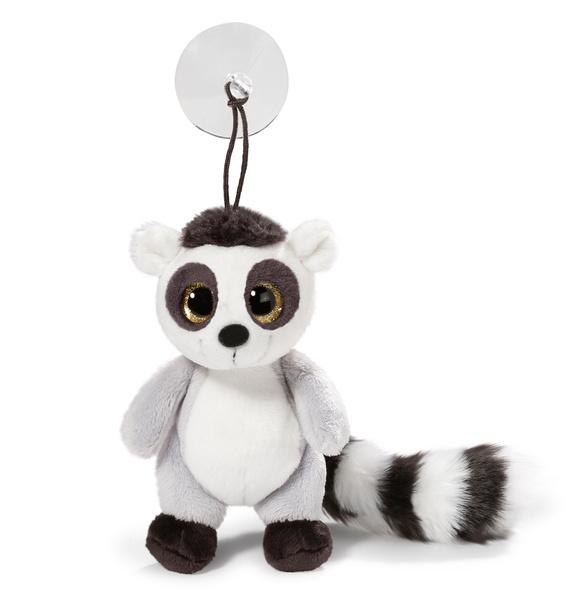 NICI Lemur 15cm dangling w.suction cup