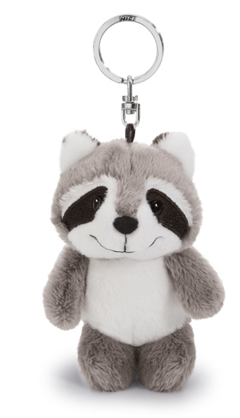 NICI Raccoon Rod 10cm bb kh