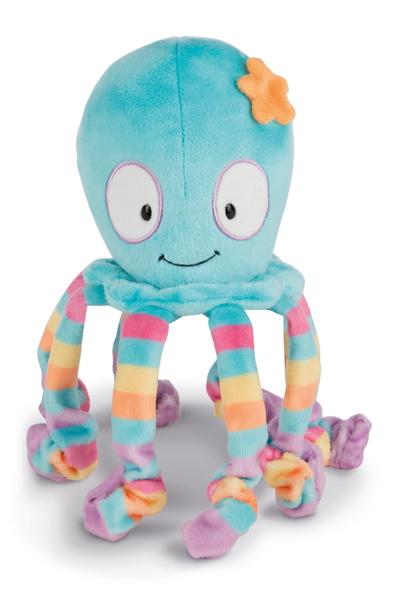 NICI Octopus Curly 25cm