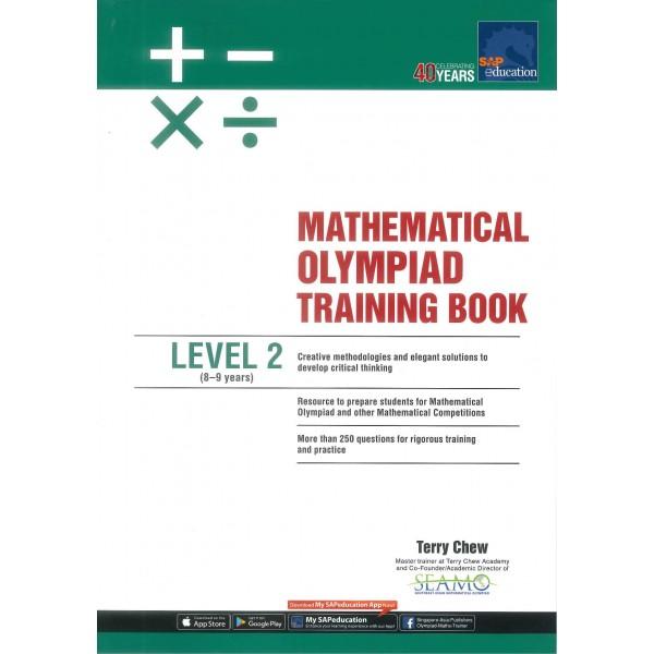 Level 2 Math Olympiad Training Book