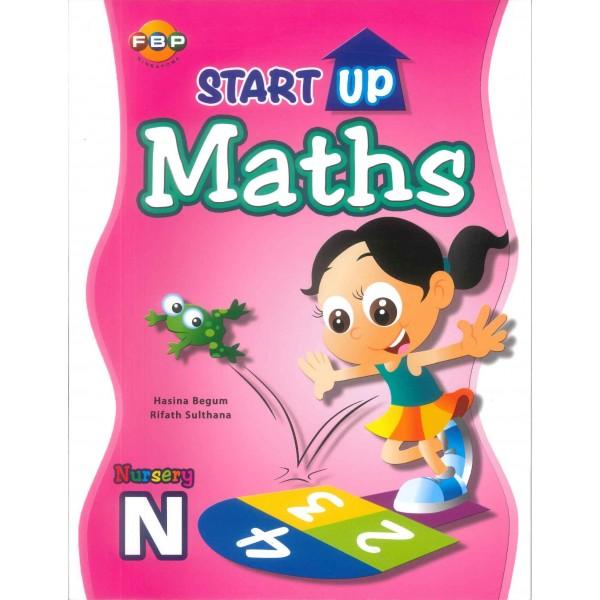 Start Up Maths Nursery