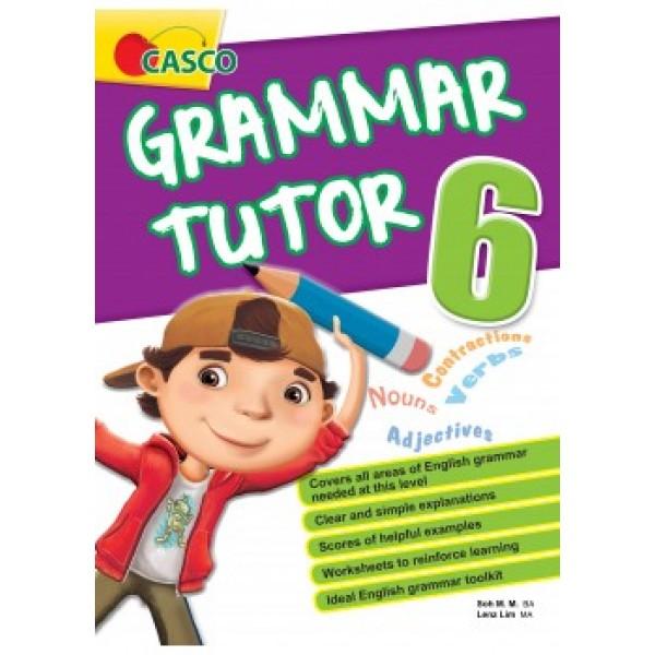 Grammar Tutor 6