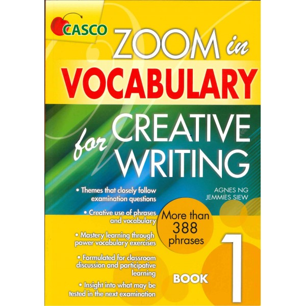 Zoom In Vocabulary for Creative Writing 1