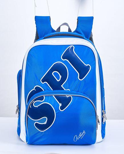 SPI護脊書包 藍 Active 19 L