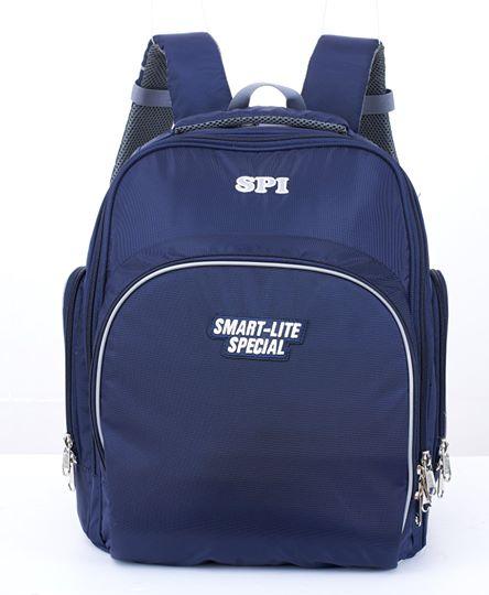 SPI護脊書包 軍藍 Smart Lite Special 19