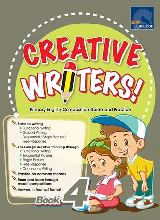 CREATIVE WRITERS BOOK 4