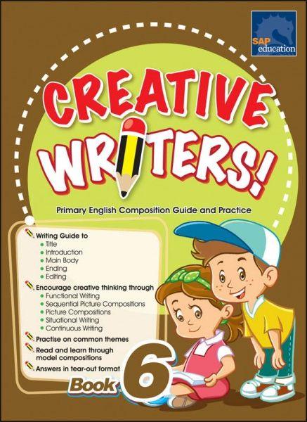 CREATIVE WRITERS BOOK 6