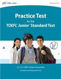 TOEFL Junior® Practice test book+CD