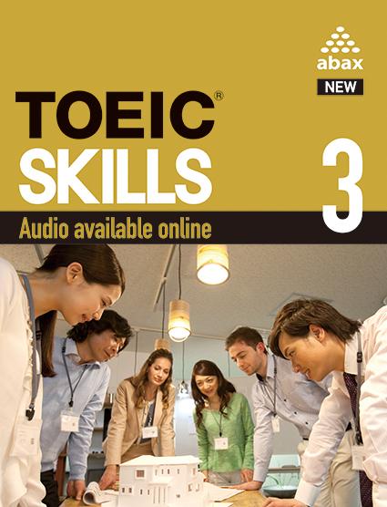 TOEIC Skills Book 3