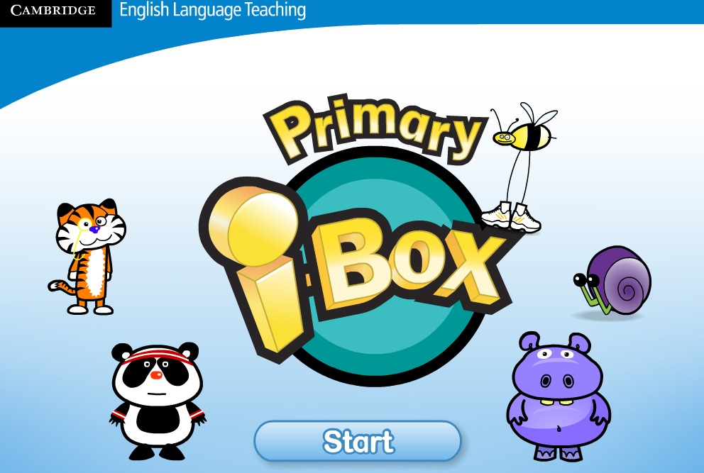 Primary i-Box CD-ROM (Single classroom) Classroom Games and Activities